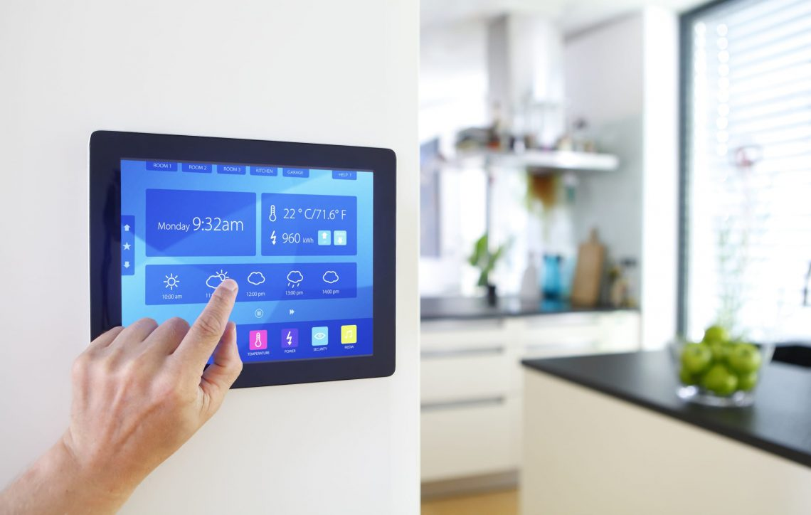 Smart Homes of Tomorrow