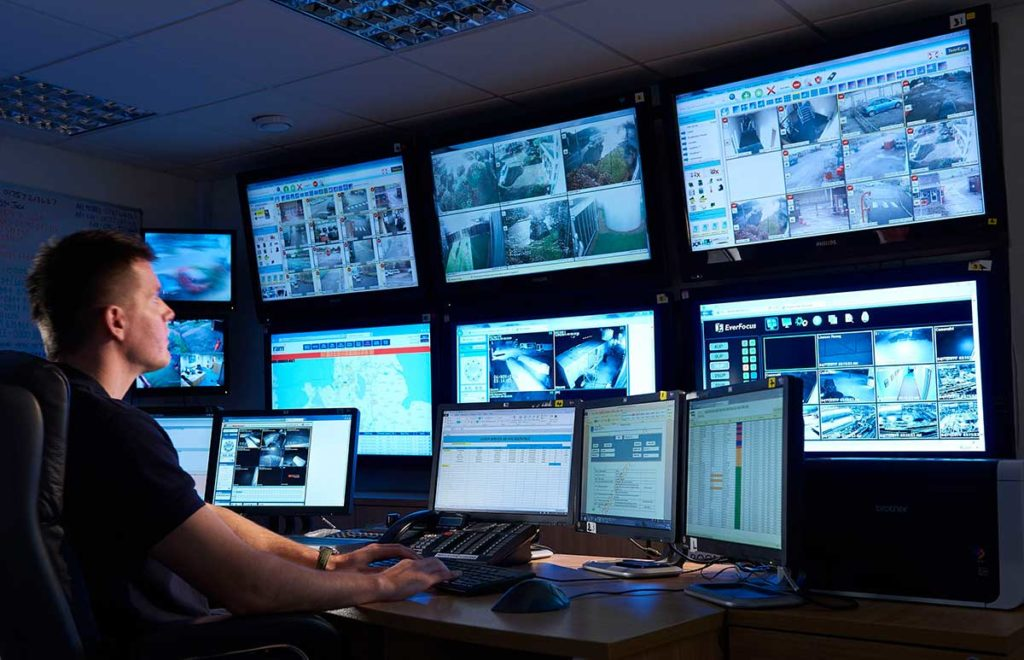 Monitored vs unmonitored Security System